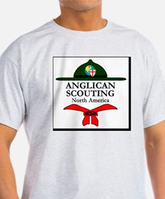Anglican Scouting North America Logo T-Shirt