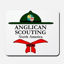 Anglican Scouting NA No Border 12-15-11 Mousepad
