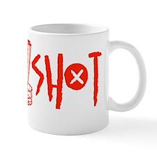 BIRD CATCHER RED Mug