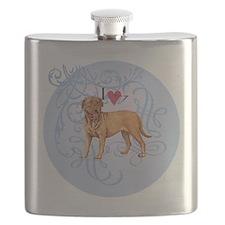 dogue-charm2 Flask