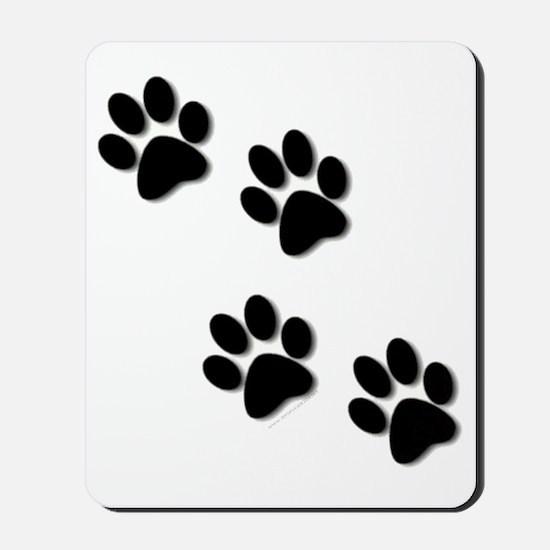 paws.gif Mousepad