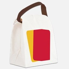 soccer_cards Canvas Lunch Bag