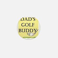 dads golf buddy.gif Mini Button