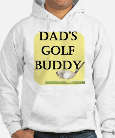 dads golf buddy.gif Jumper Hoody