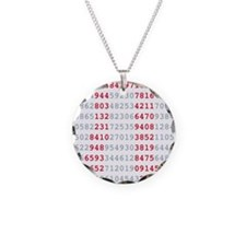 pi_numbers1 Necklace