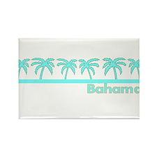 Unique Bahamas Rectangle Magnet