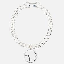 africa_outline Bracelet