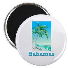 Unique Freeport bahamas Magnet