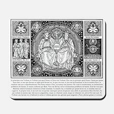 Trinity/Last Gospel Mousepad