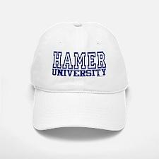 HAMER University Baseball Baseball Cap