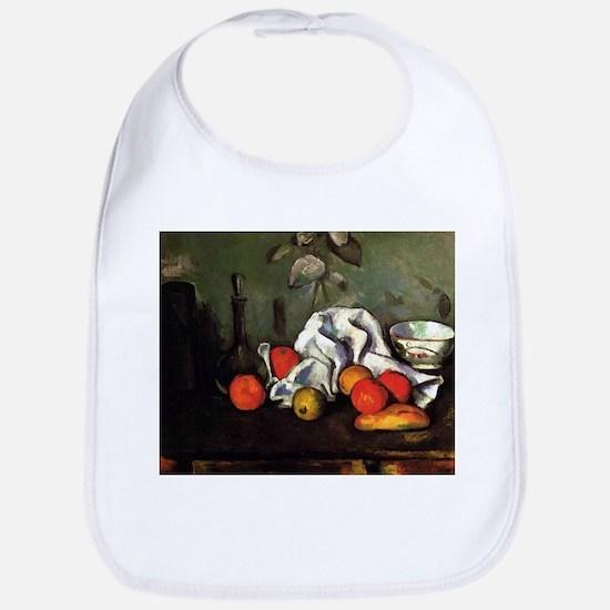 Still life with fruits - Paul Cezanne - c1880 Cott
