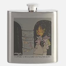 3959_kosher_cartoon Flask