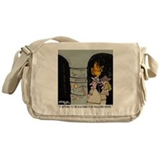3959_kosher_cartoon Messenger Bag
