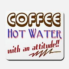 CoffeeAttitudeLogo Template - a_Logo_10 Mousepad