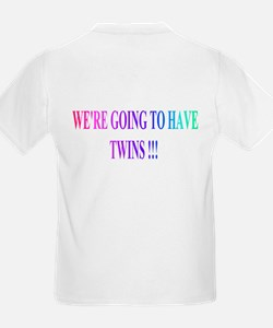 WE HAVE A SUPRISE TO TELL YOU Kids T-Shirt