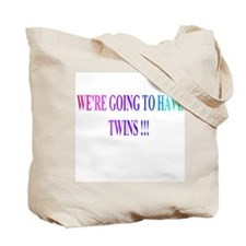 WE HAVE A SUPRISE TO TELL YOU Tote Bag