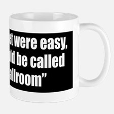 Ballroom Bumper Mug