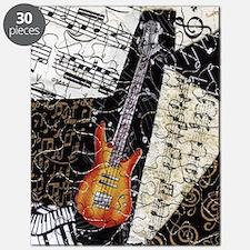 bass-guitar-ornament Puzzle