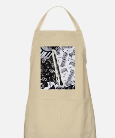 english-horn-ornament Apron
