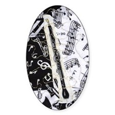 english-horn-ornament Decal