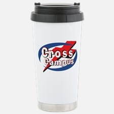 CrossCampus-Logo-png Stainless Steel Travel Mug