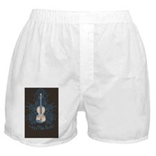 violin-swirl-BUT Boxer Shorts