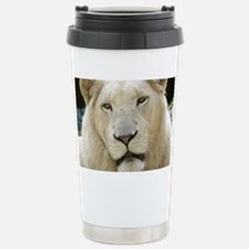 blonde lion note Stainless Steel Travel Mug