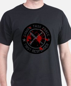 Zombie Task Force - Shirt - blood spa T-Shirt