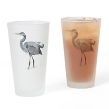 heron Drinking Glass