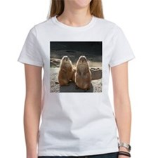 Two Prairie Dogs Tee