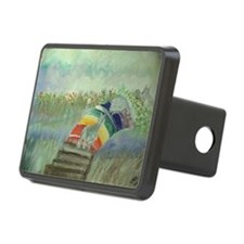 RbowPainting Hitch Cover