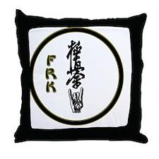 FRK1 Throw Pillow
