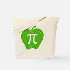apple pie green bl Tote Bag