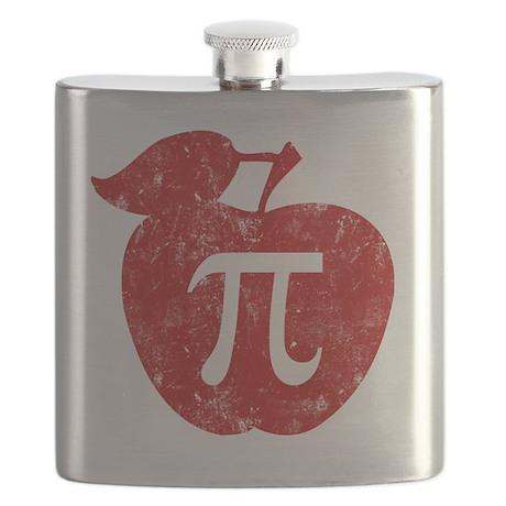 apple pie red bl Flask