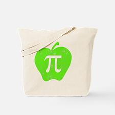 apple pie green Tote Bag