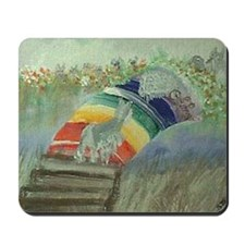 Rainbow9x12 Mousepad
