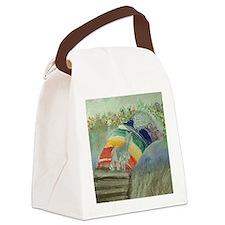 Rainbow9x12 Canvas Lunch Bag