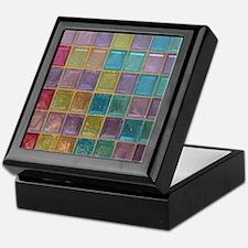 Glassblocks-iPad 2 Keepsake Box