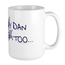 dino dan shirt light copy Mug