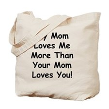 A dogs Words Tote Bag