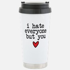 Hate Everyone Mugs