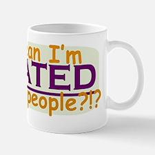 related to these people.gif Mug
