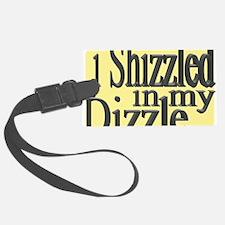 shizzle.gif Luggage Tag