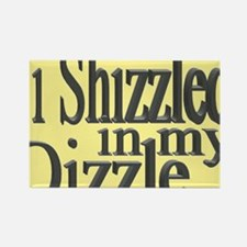 shizzle.gif Rectangle Magnet