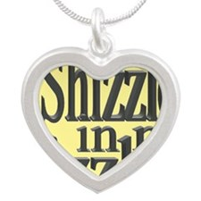 shizzle.gif Silver Heart Necklace