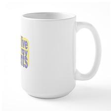 still live with parents.gif Mug