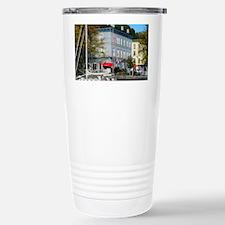 Kingston New York Stainless Steel Travel Mug