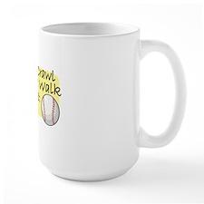 step baseball.gif Mug
