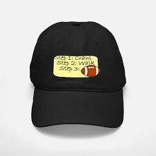 step football.gif Baseball Hat