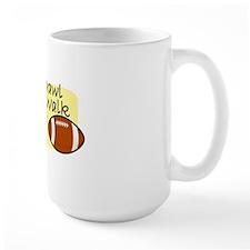 step football.gif Mug